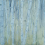 "Birches, Oil on Canvas, 22""x28"", 2006"