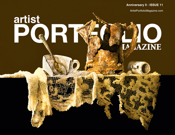 Artist Portfolio Magazine, Issue 11, June 2013