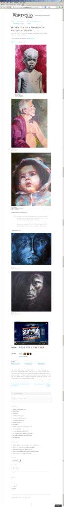 Featured Paintings - Artist Portfolio Magazine