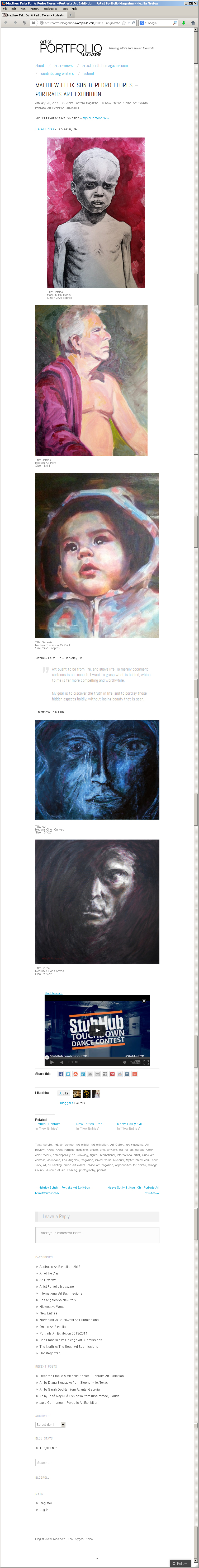 Featured Paintings