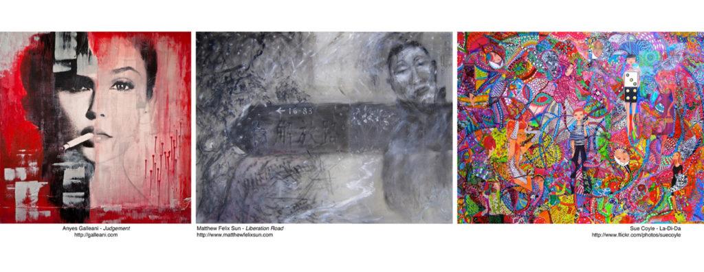 Artist Portfolio, 2011-13